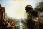 William Turner (1815) - Dido building Carthage